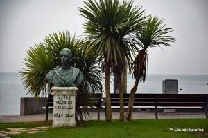 Katullus w Sirmione nad Jeziorem Garda