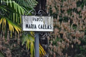 Park Marii Callas w Sirmione