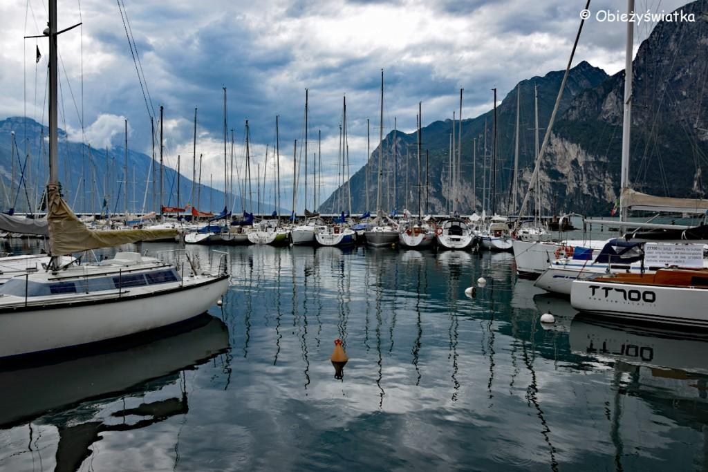 Przystań nad Jeziorem Garda