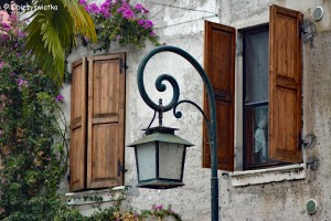W Sirmione nad Jeziorem Garda
