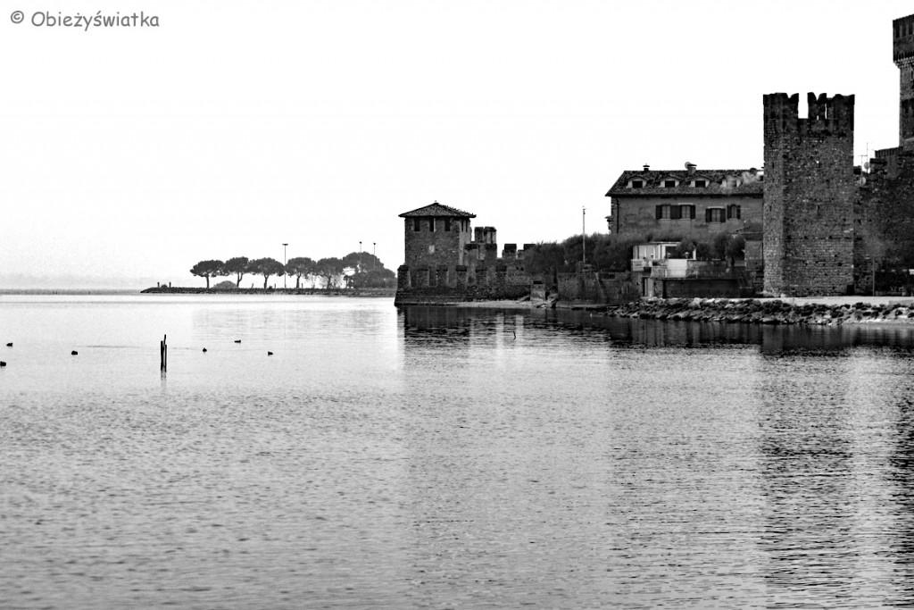 Sirmione nad Jeziorem Garda