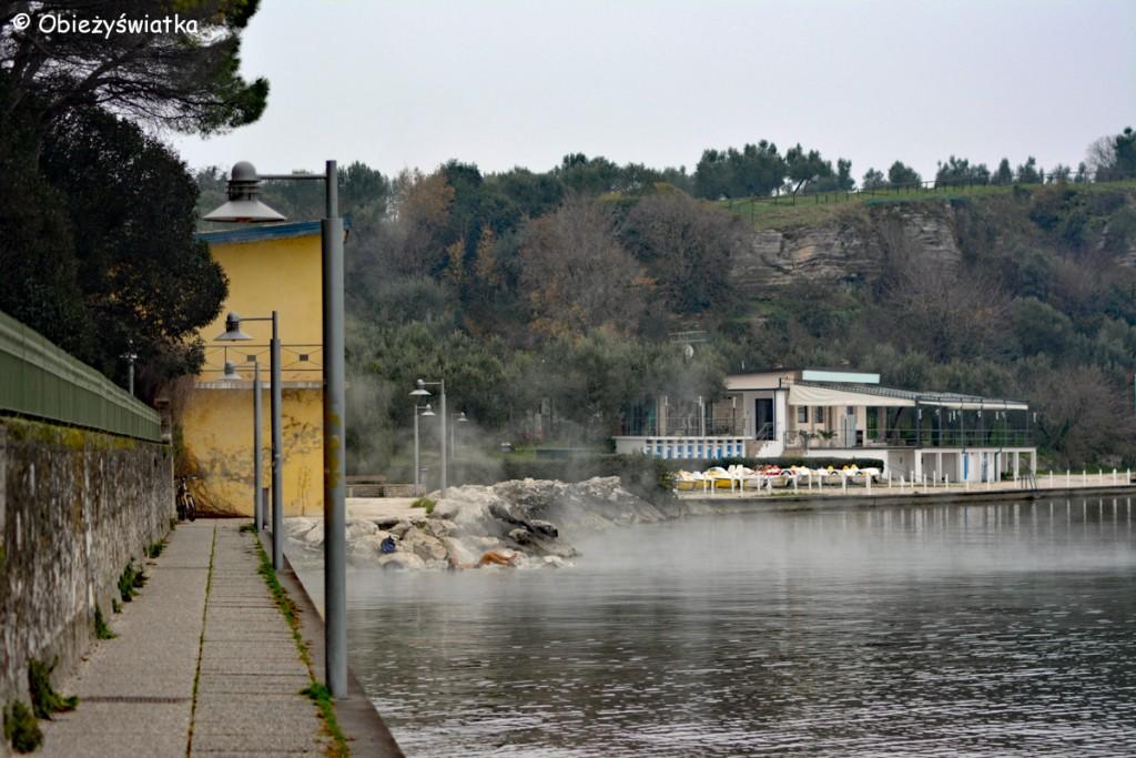 Źródła termalne w Sirmione nad Jeziorem-Garda