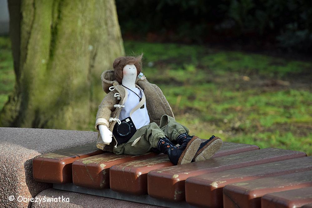 Tilda-Obieżyświatka robi krótką pauzę ;)
