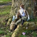 Tilda-Obieżyświatka czasem też musi odpocząć ;)