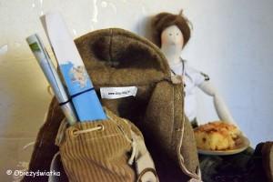 Tilda-Obieżyświatka i podwieczorek