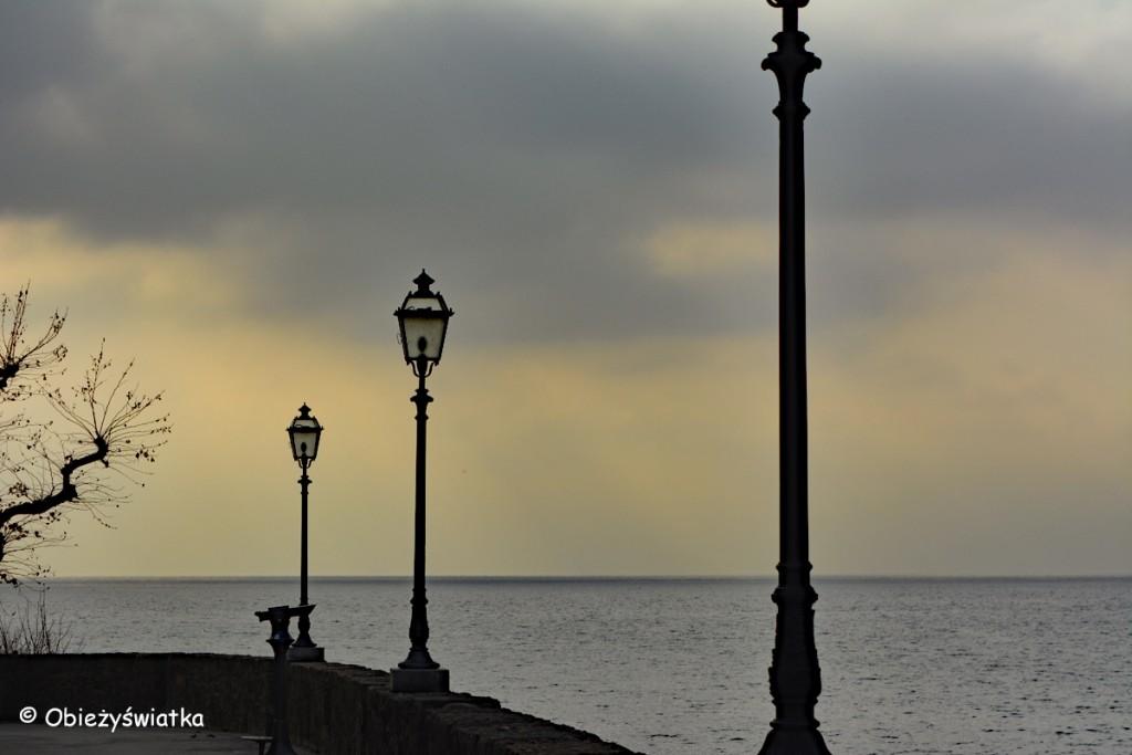 Zmierzch nad Jeziorem Garda