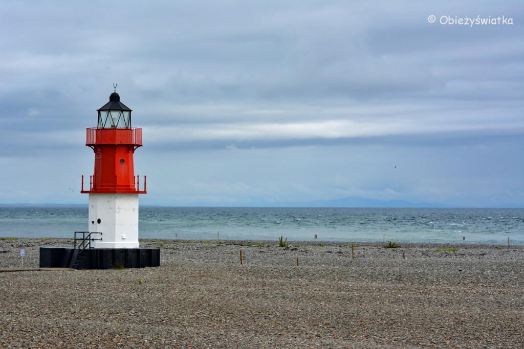 Latarnia morska na Isle of Man