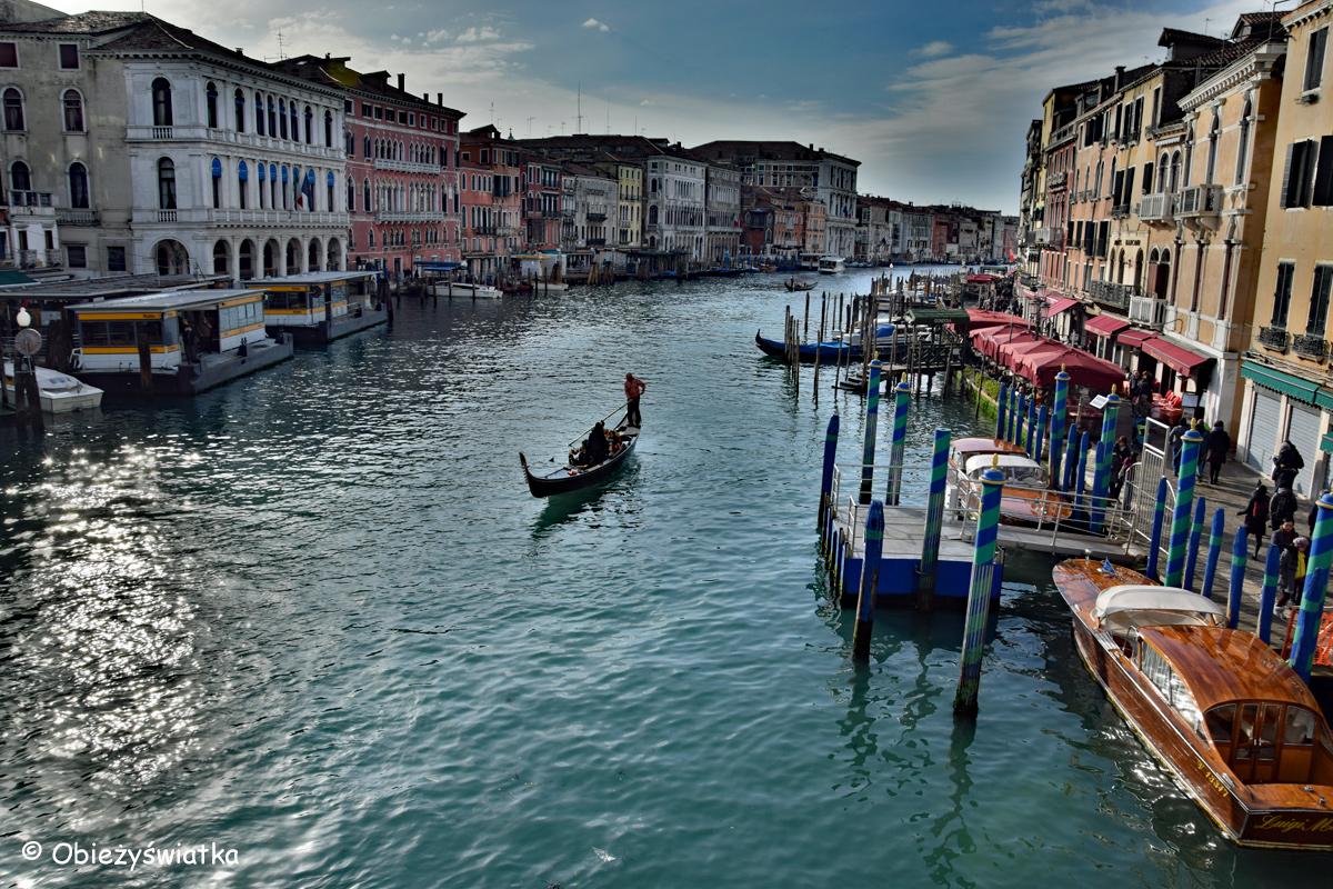 Canale Grande w Wenecji