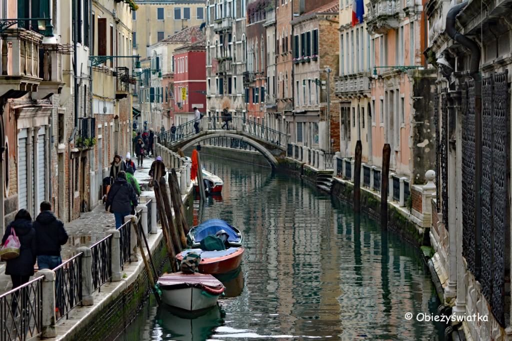Weneckie kanały