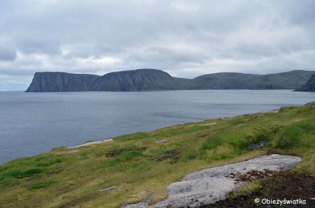 Knivskjellodden i Nordkapp