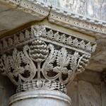 Kolumny katedry w Wenecji