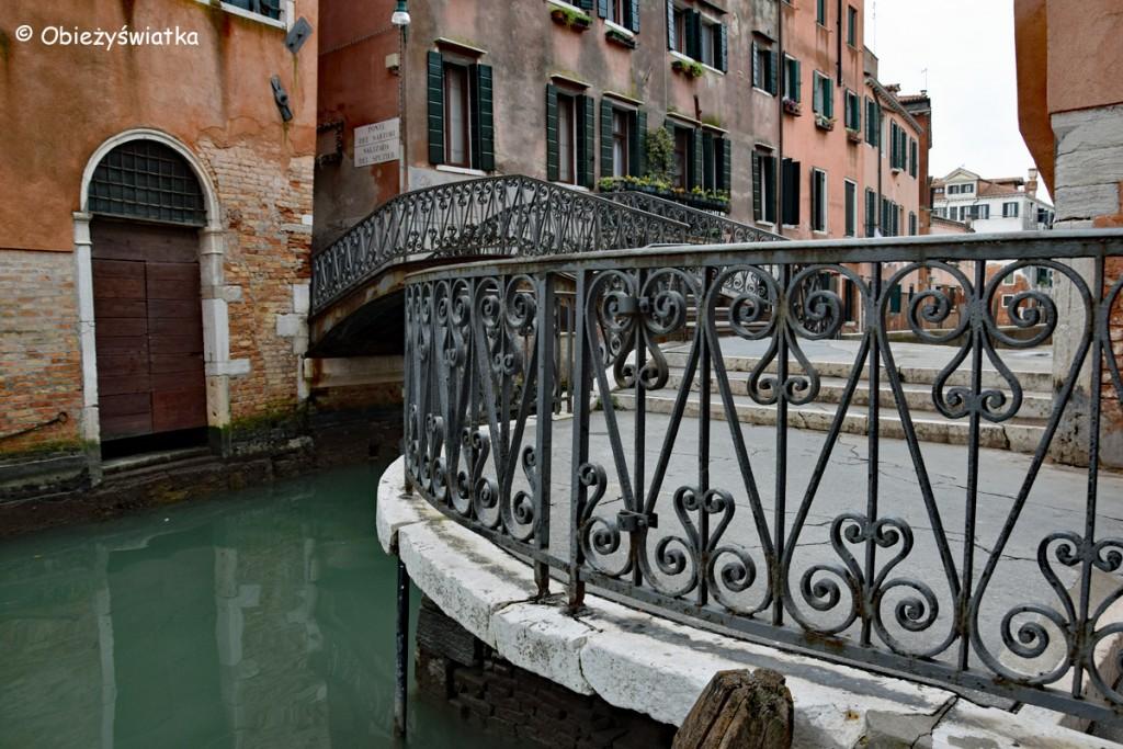 Mostki i mosteczki Wenecji