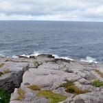 Ocean Arktyczny i Knivskjellodden, Norwegia