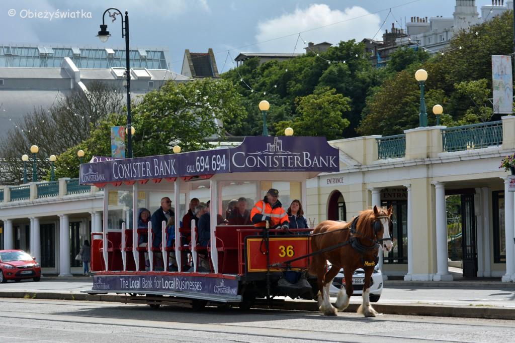 Tramwaj konny w Douglas, Isle of Man