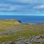 W drodze na Knivskjellodden nad Oceanem Arktycznym, Norwegia