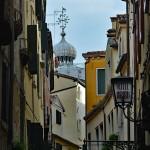 W wąskich uliczkach Wenecji można się zgubić...