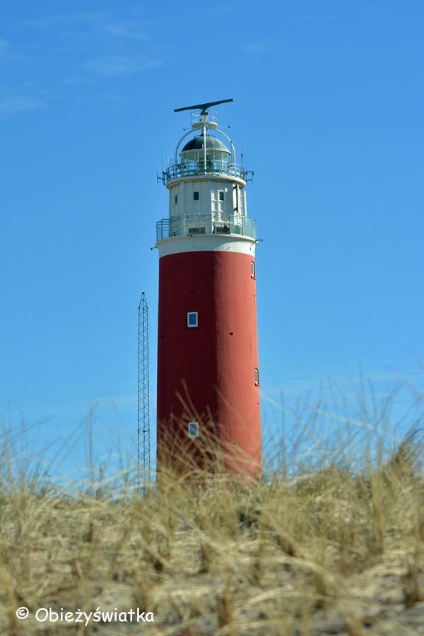Latarnia Morska na wyspie Texel