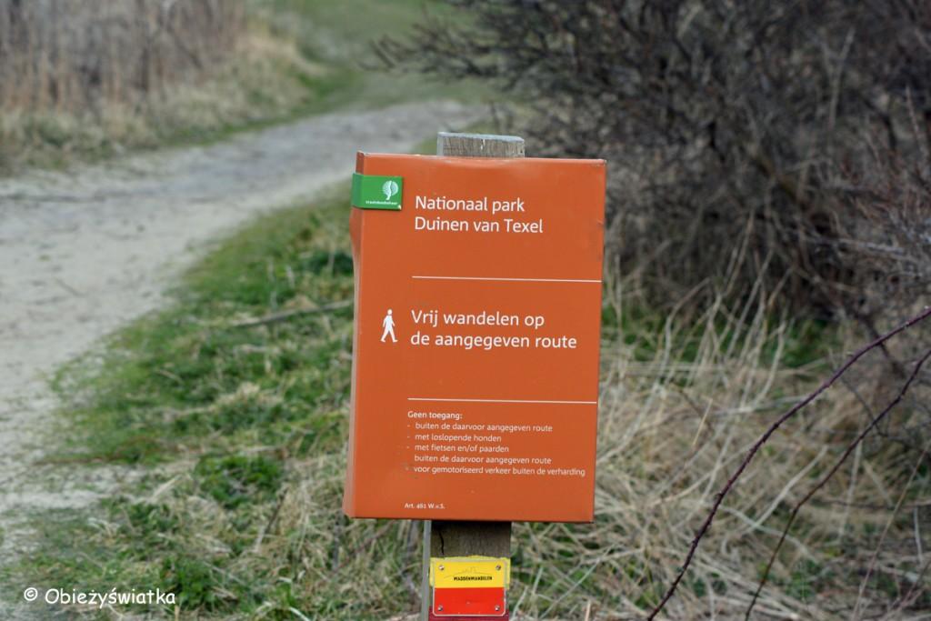 Park Narodowy - Wydmy na Texel