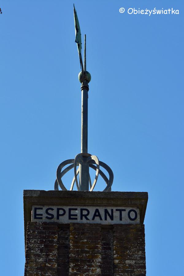 Pomnik Esperanto, Texel