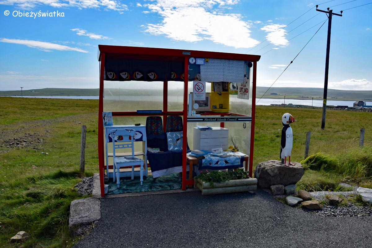 Unst Bus Shelte, Wyspy Szetlandzkie 2015