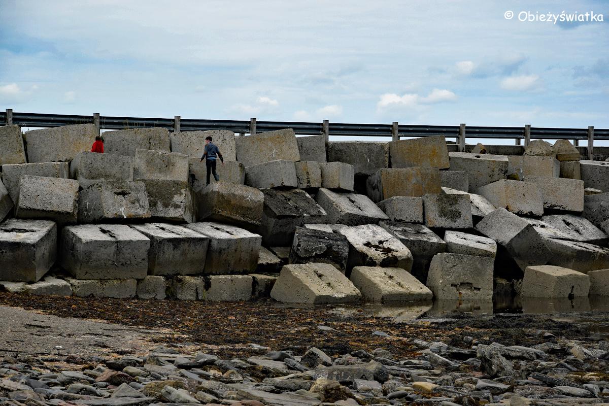 Bariery Churchilla na Orkadach, zatoka Scapa Flow