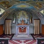 Ołtarz we Włoskiej Kaplicy/Italian Chapel na Orkadach