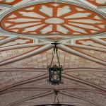 Sklepienie Włoskiej Kaplicy/Italian Chapel na Orkadach