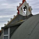 Malutka dzwonnica na Włoskiej Kaplicy/Italian Chapel na Orkadach