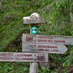 Na szlaku - Pragser Wildsee / Lago di Braies, Tyrol Południowy