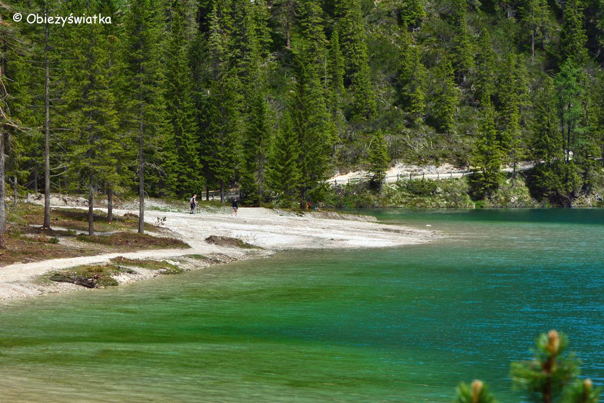 Pragser Wildsee / Lago di Braies, Tyrol Południowy