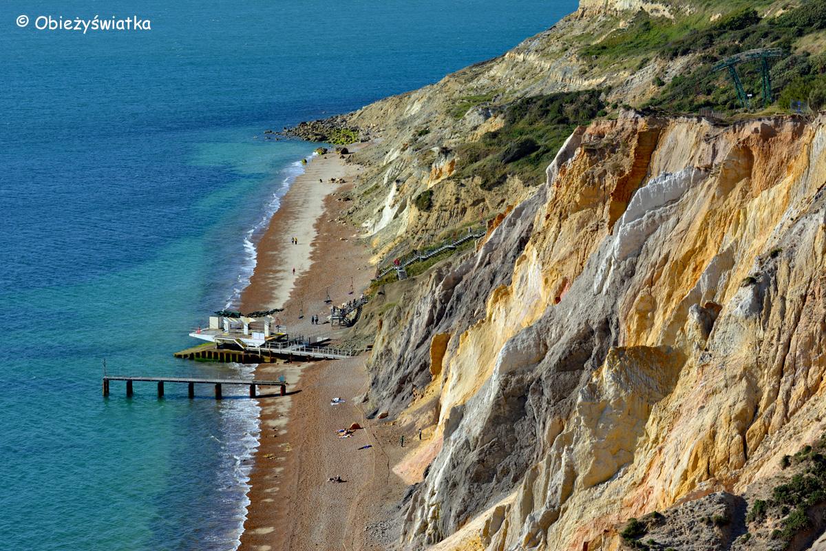 Alum Bay, Isle of Wight