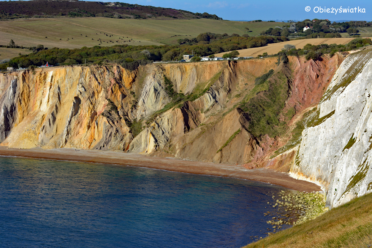 Kolorowo - Alum Bay, Isle of Wight