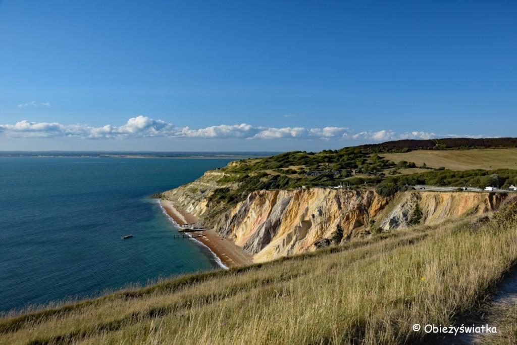 Isle of Wight, Alum Bay