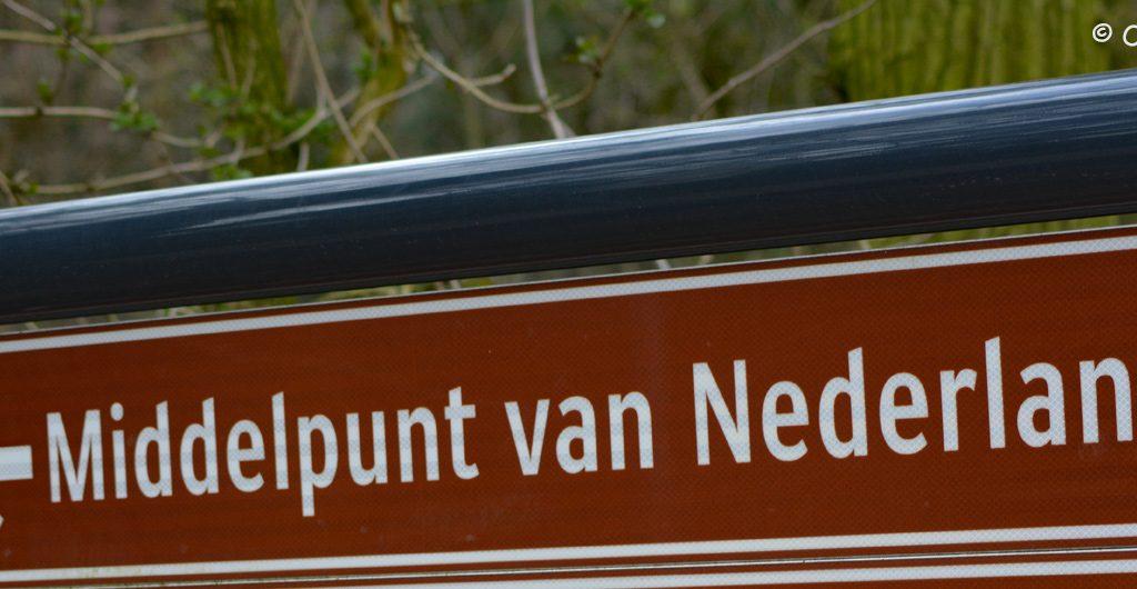 Amersfoort - geograficzny środek Niderlandów