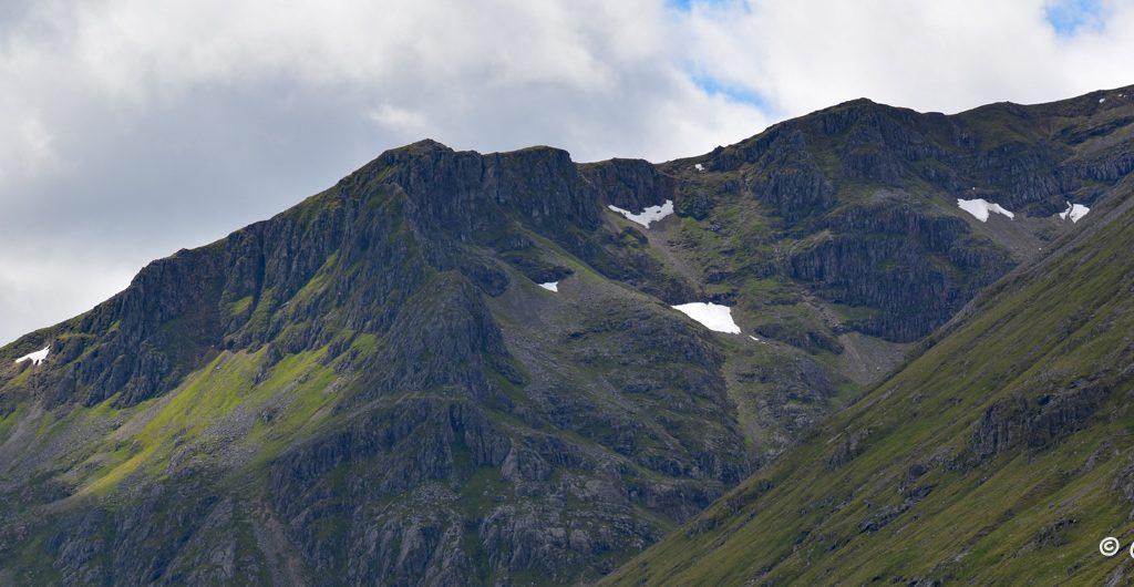 Stob Coire Raineach, Szkocja