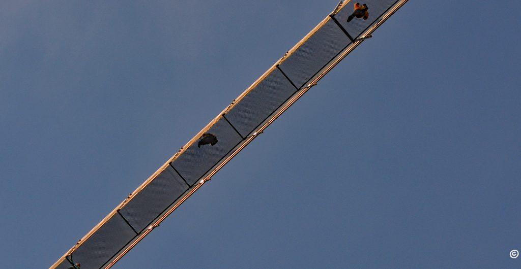 Highline 179, Austria