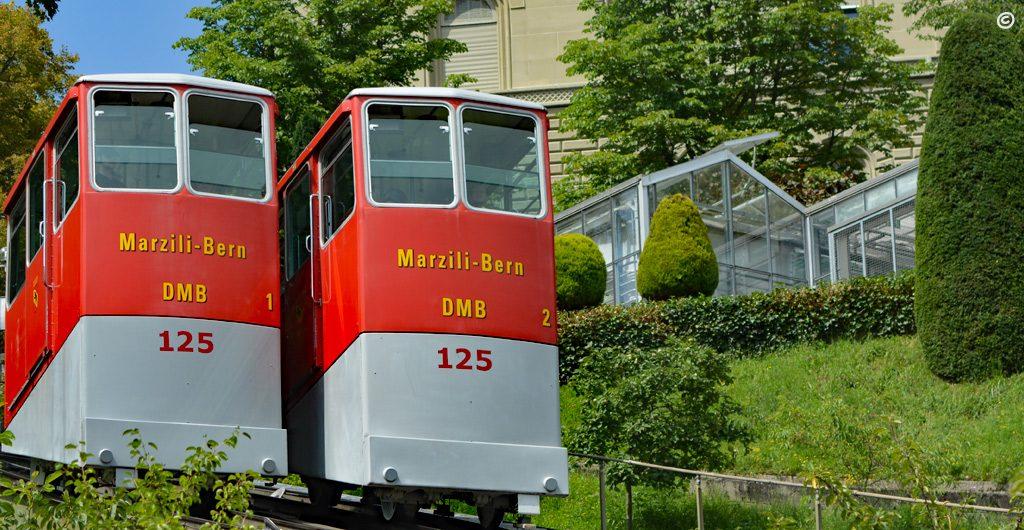 Marzilibahn, Berno, Szwajcaria