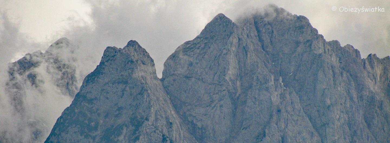 Radość w górach