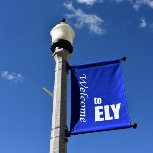Ely in Nevada