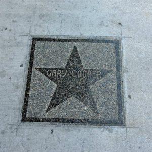Na pamiątkę pobytu aktora w Hotelu Nevada