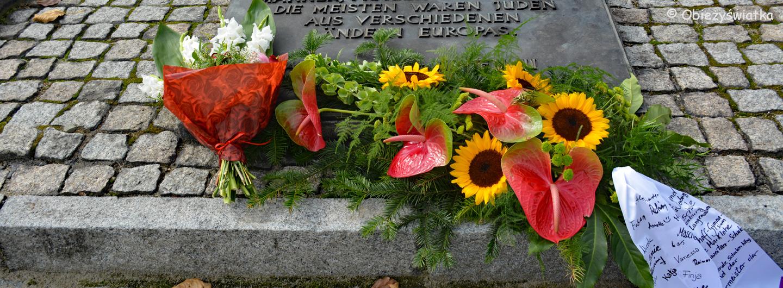 Kwiaty w KL Auschwitz-Birkenau