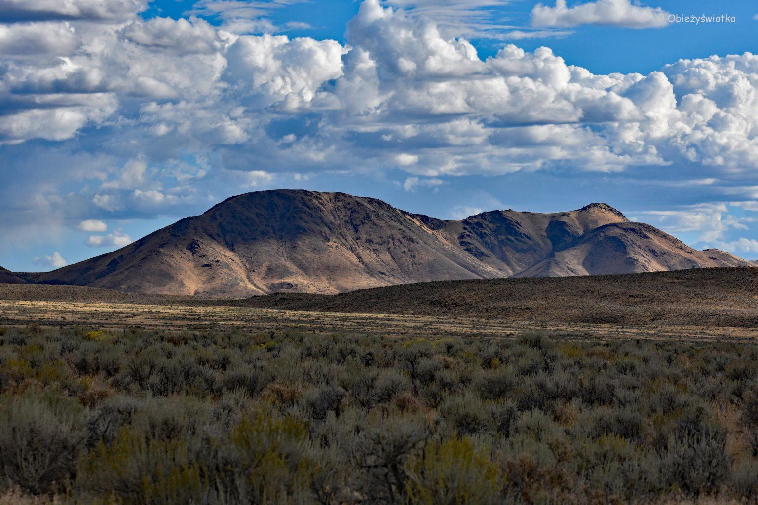 Na trasie Highway 50, Nevada