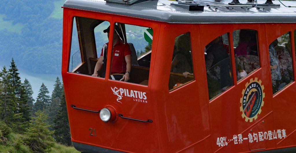 Pilatusbahn, Szwajcaria