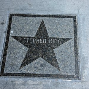 Stephen King również odwiedził Ely