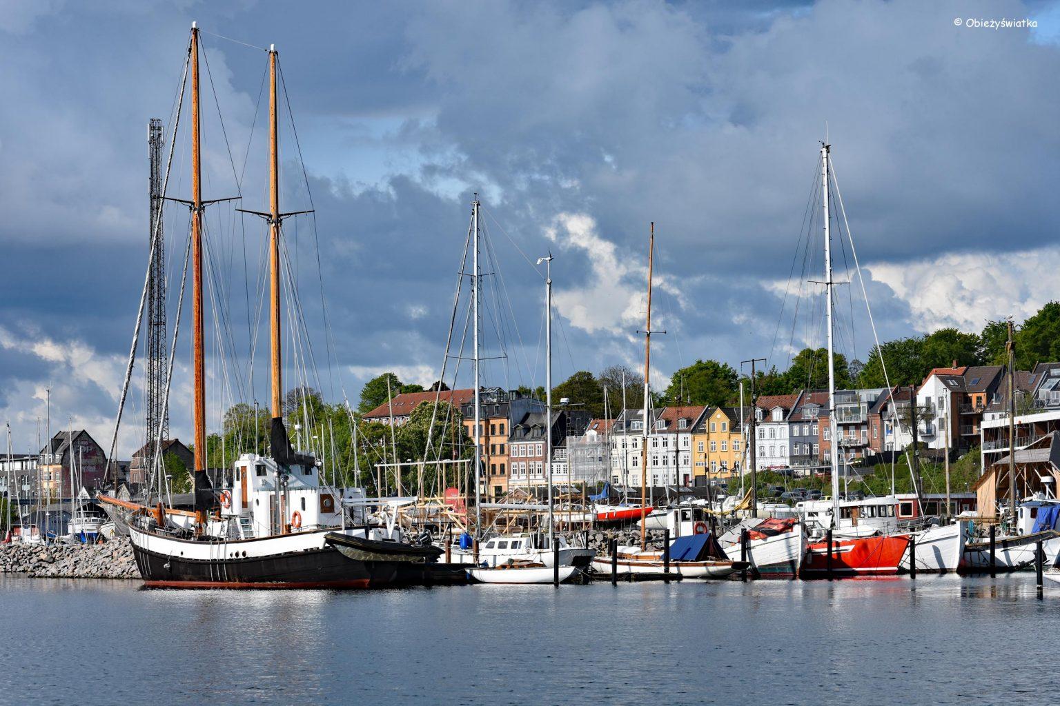 Dzielnica portowa w Aarhus, Dania