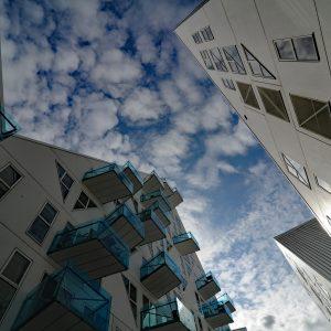 Osiedle Isbjerget, Aarhus, Dania
