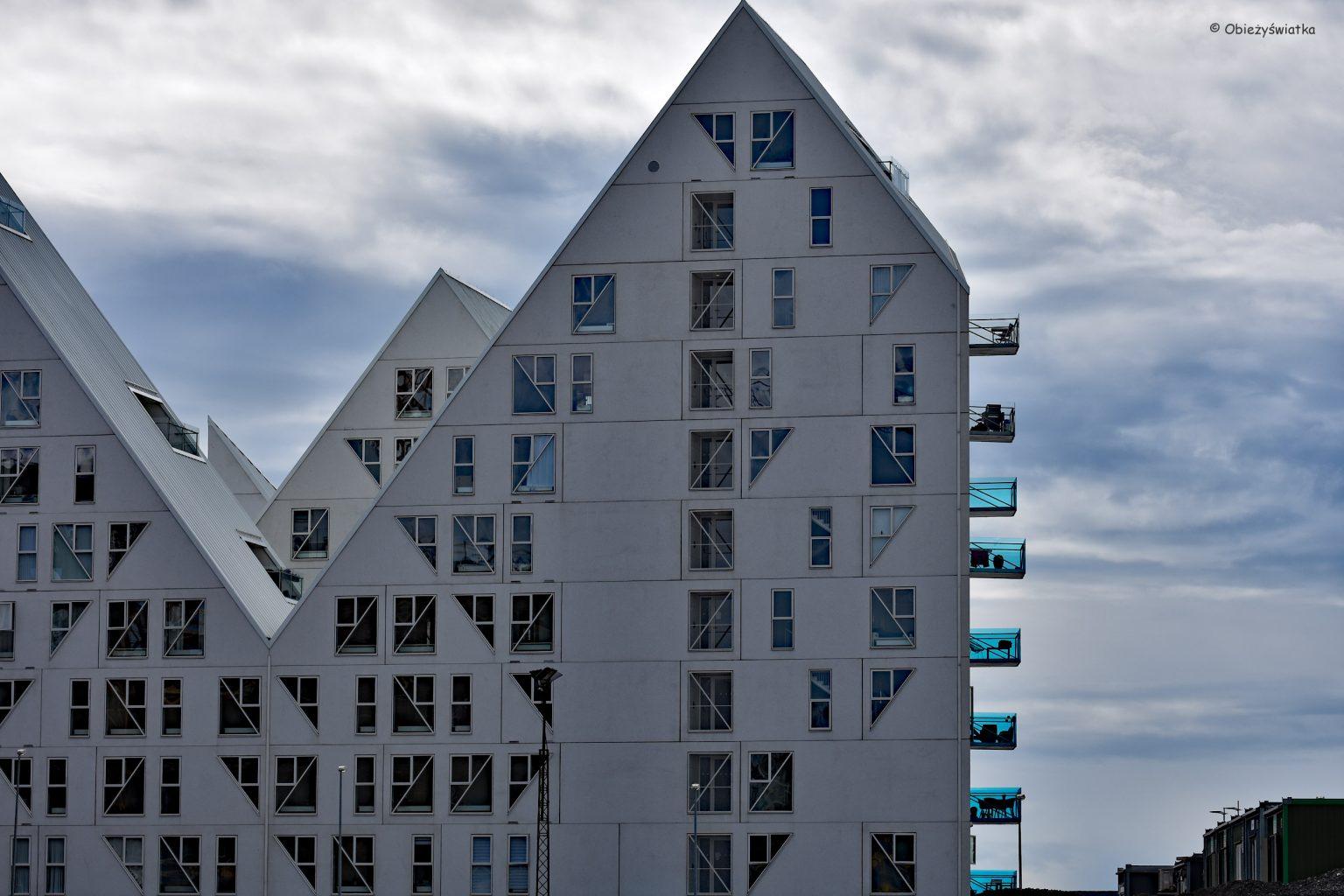 Isbjerget - Góra Lodowa, Aarhus, Dania