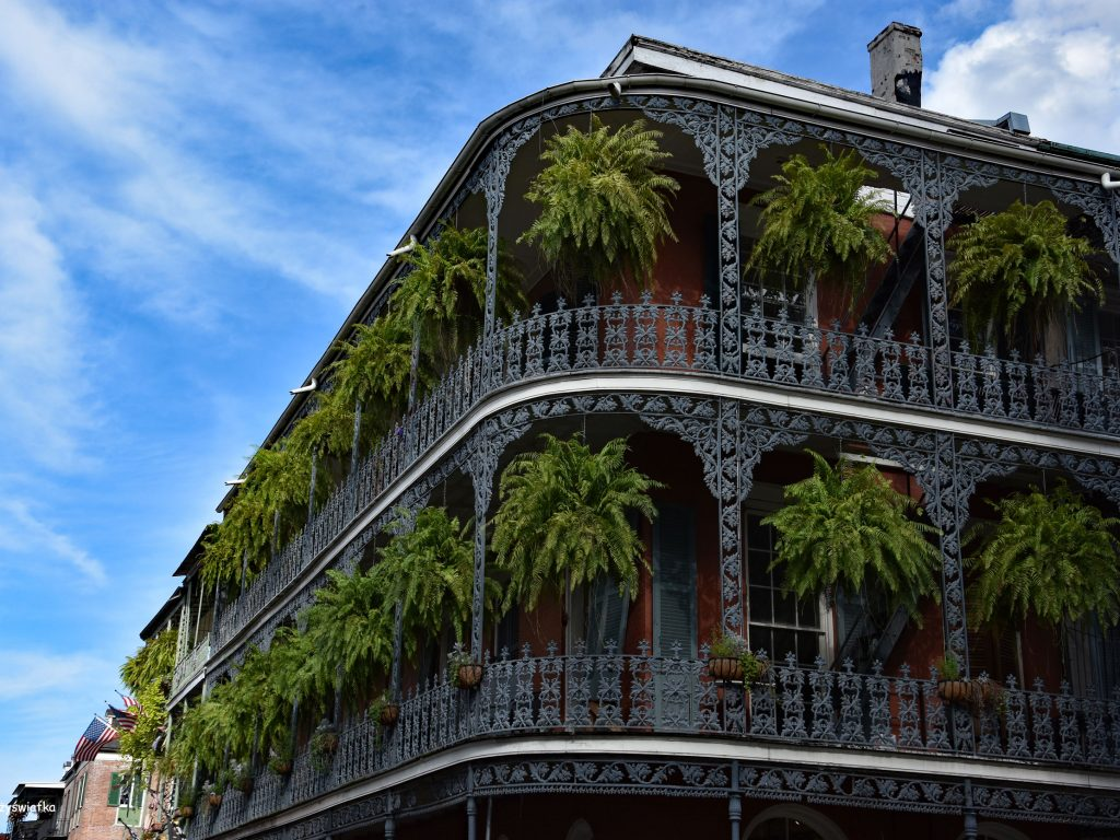Nowy Orlean, French Quarter