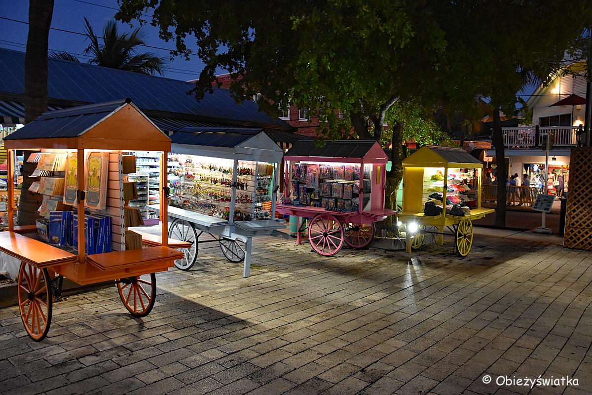 Na rynku w Key West