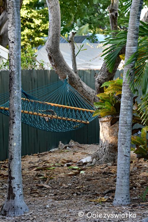 Chwilka na hamaku, Key West